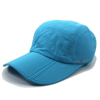BSCI Audit Breathable Baseball Type Waterproof Folding Quick Dry Blank 5 Panel Climbing Cap